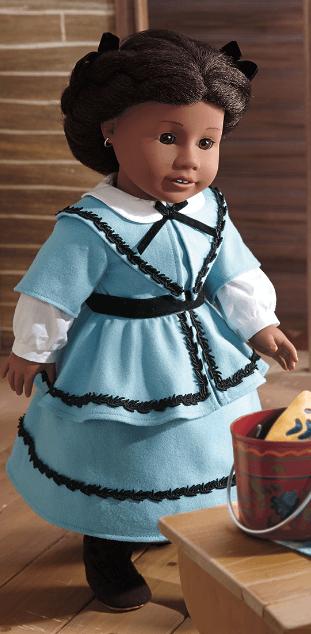 American girl addy summer dress