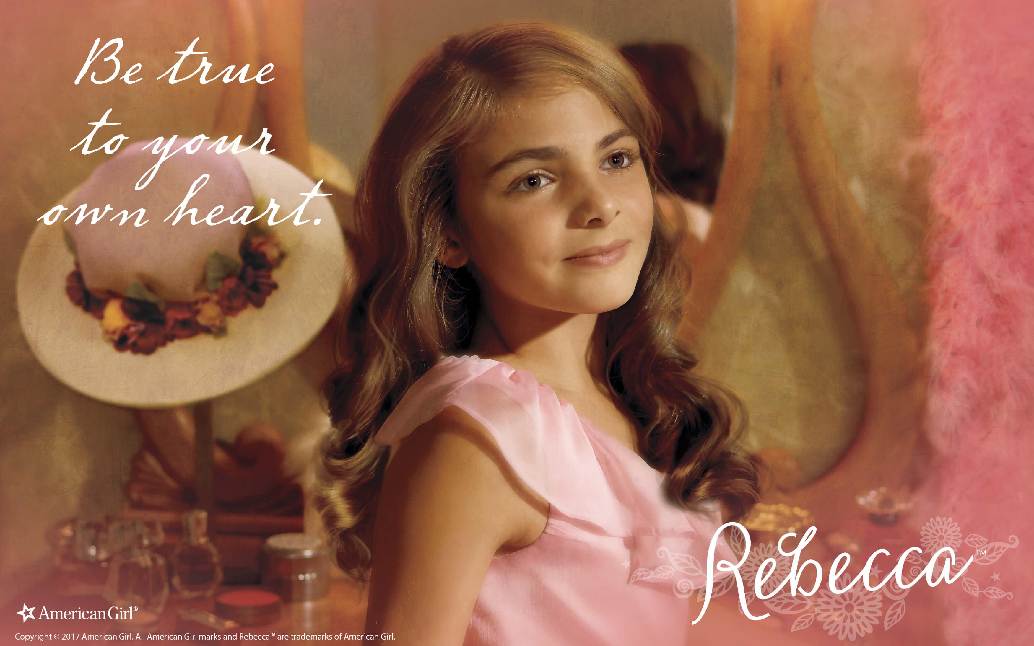Rebecca Rubin | 1914 | BeForever | Play at American Girl ...
