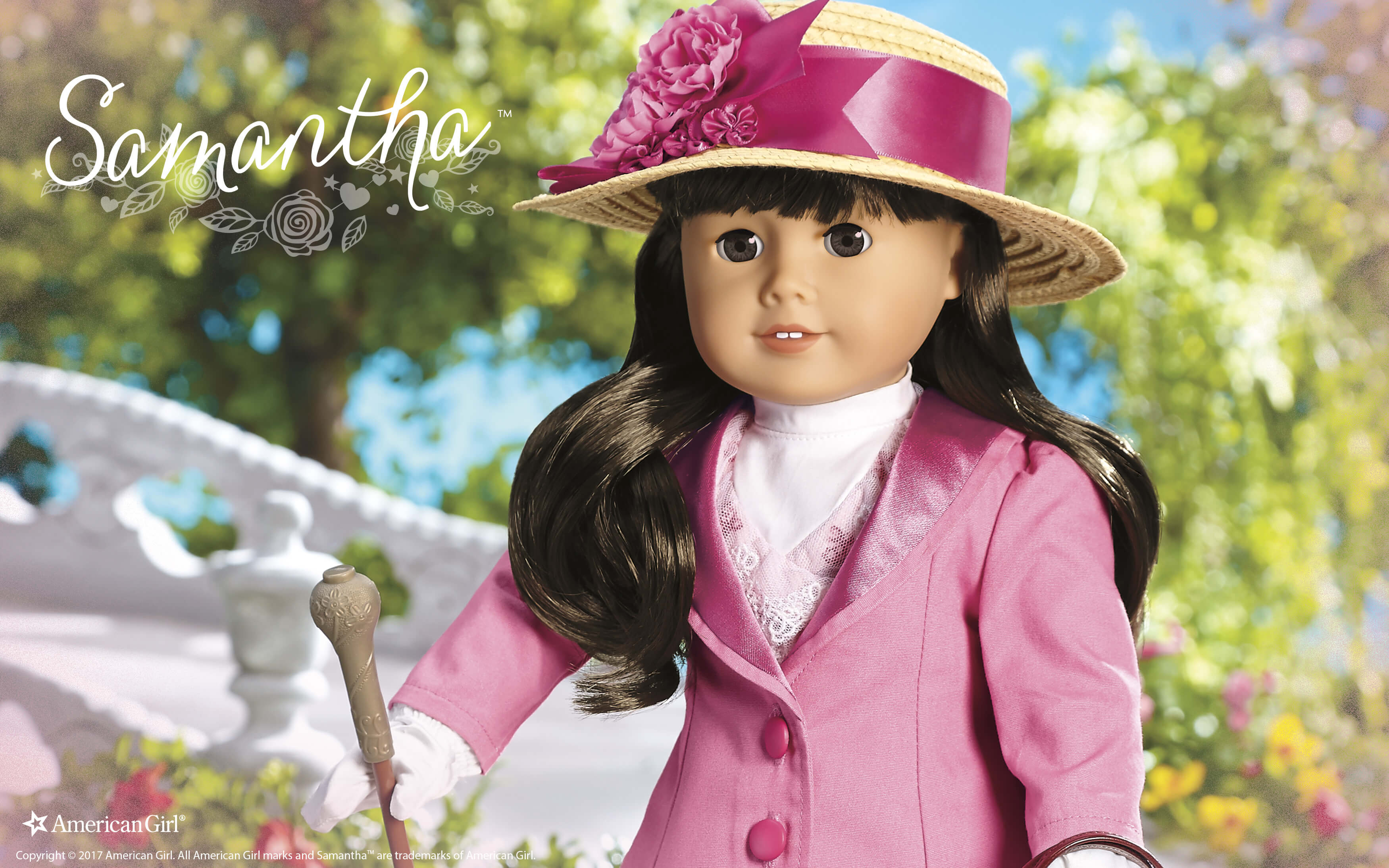 samantha parkington | 1904 | beforever | play at american girl