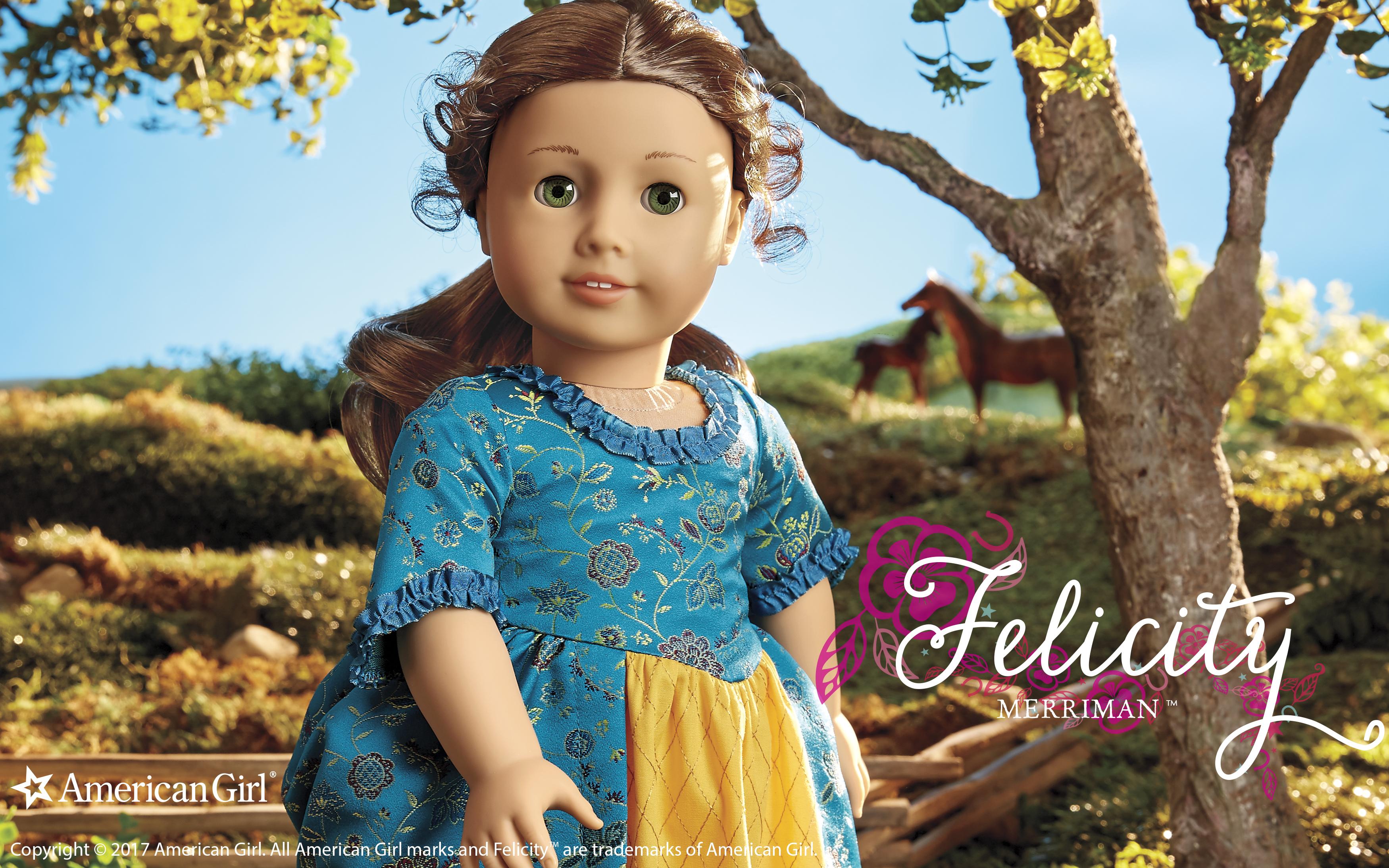 Felicity Merriman | 1774 | BeForever | Play at American Girl