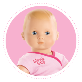 used bitty baby doll