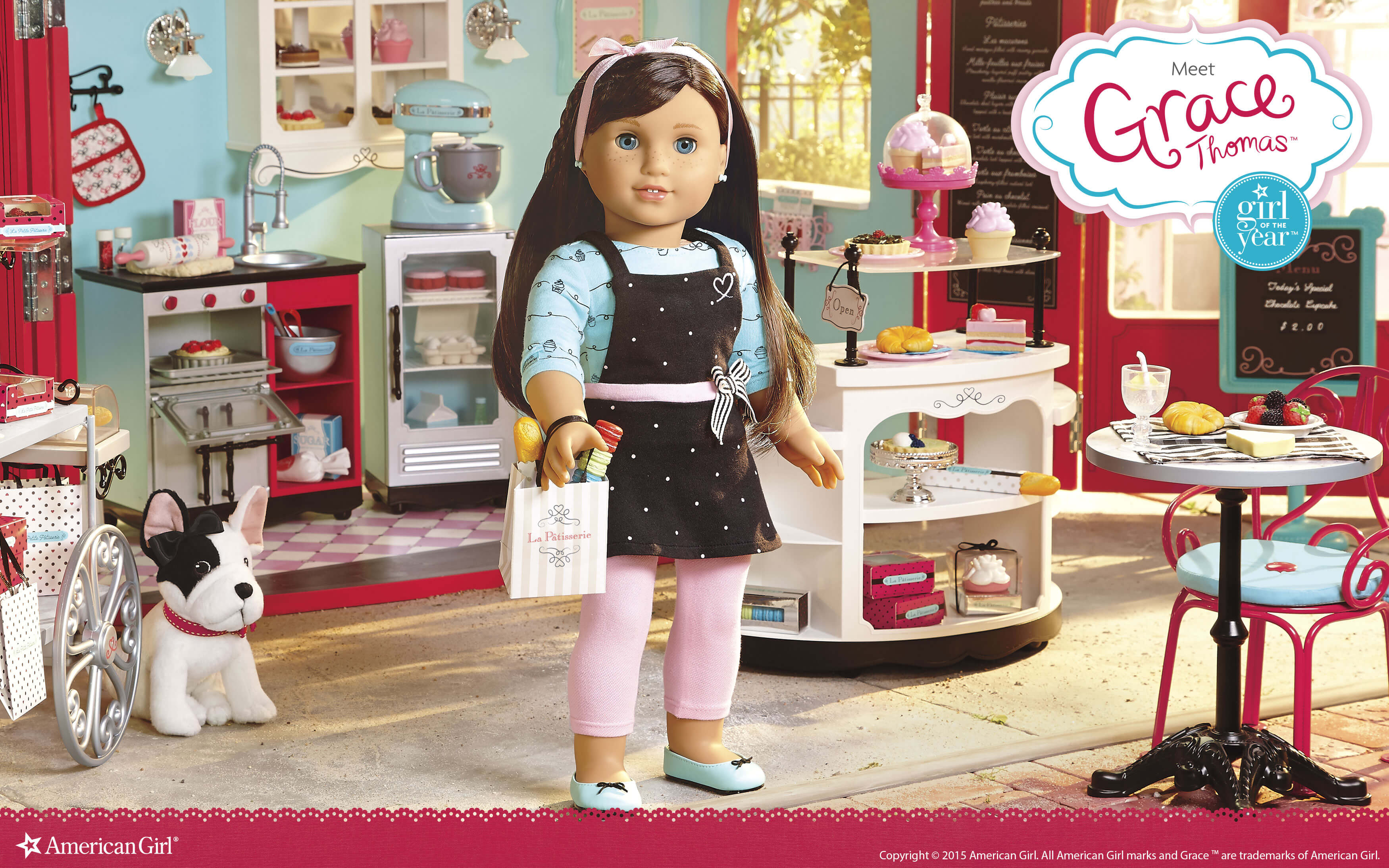 grace | 2015 | girl of the year | play at american girl - American Girl Coloring Pages Grace