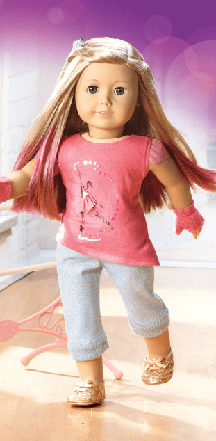 american girl coloring pages isabelle doll coloring pages