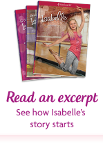 Read an excerpt from Isabelle's first book