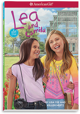 lea clark 2016 girl of the year play at american girl