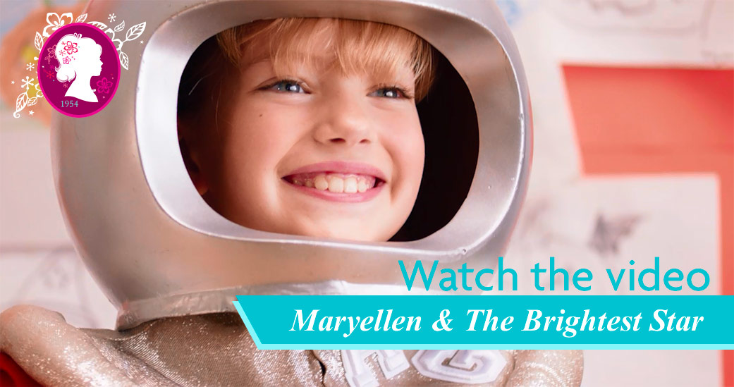 Watch the video: Maryellen & The Brightest Star