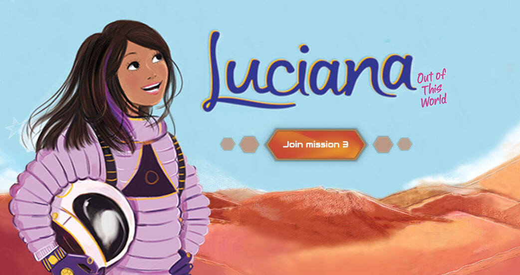 American Girl Luciana Mission 3