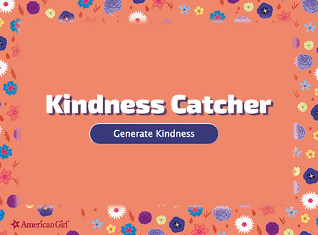 Kindess Catcher