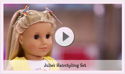 Incredible Doll Hair Amp Care Play At American Girl Short Hairstyles Gunalazisus