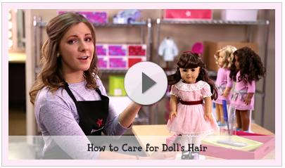 Fabulous Doll Hair Amp Care Play At American Girl Short Hairstyles Gunalazisus