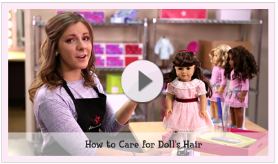 Awesome Doll Hair Amp Care Play At American Girl Short Hairstyles Gunalazisus