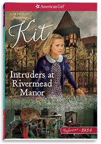 Intruders at Rivermead Manor