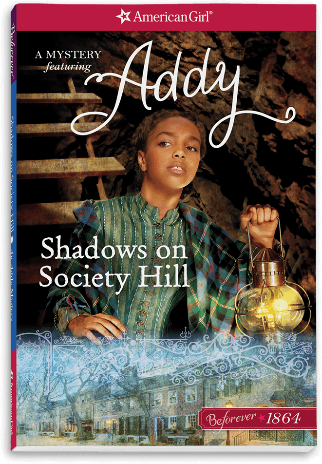 Shadows on Society Hill