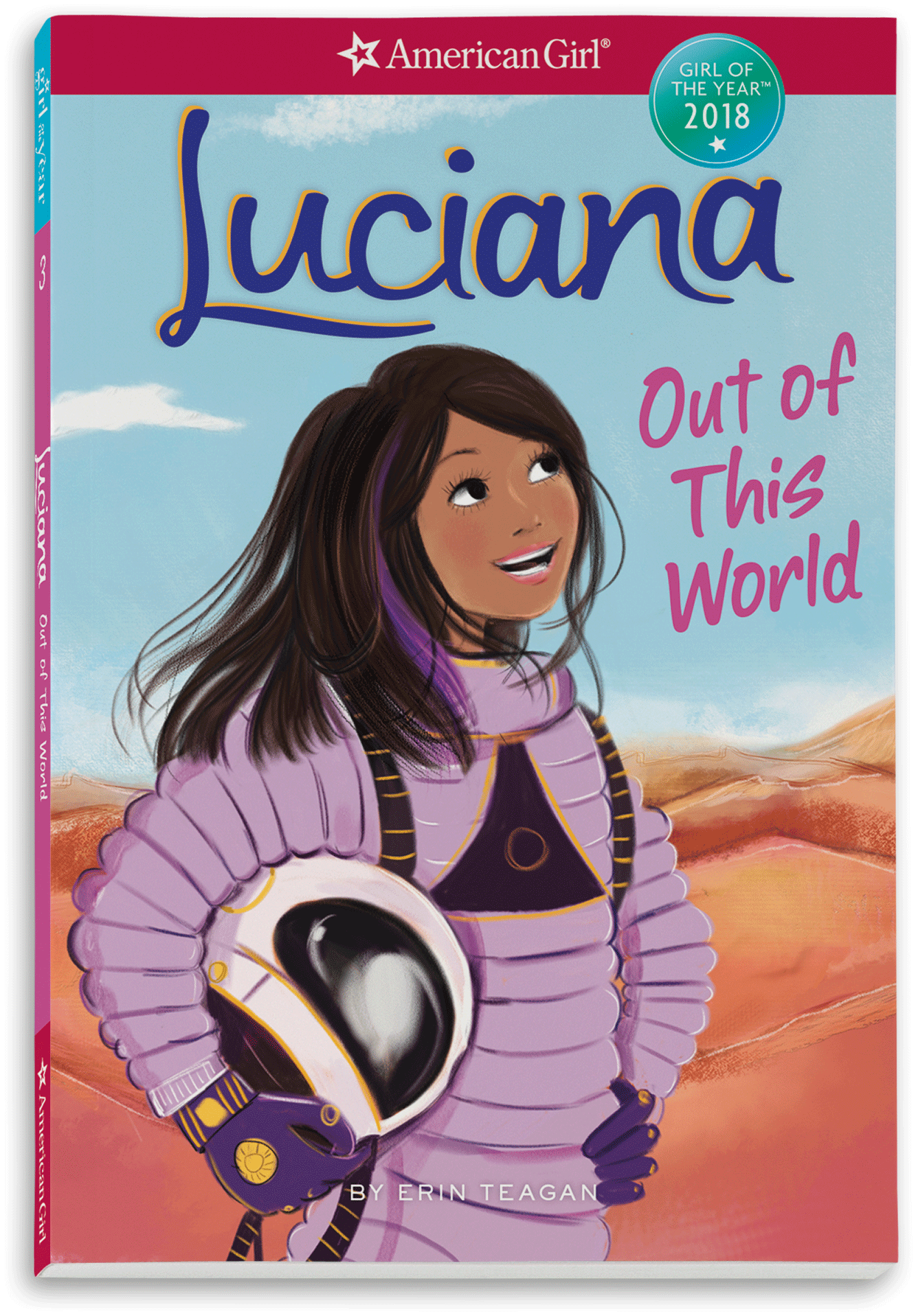 Luciana Out Of This World