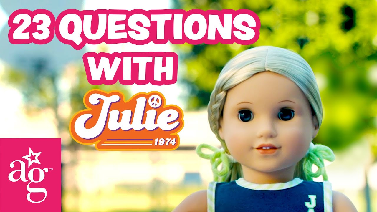 23 Questions With Julie Albright