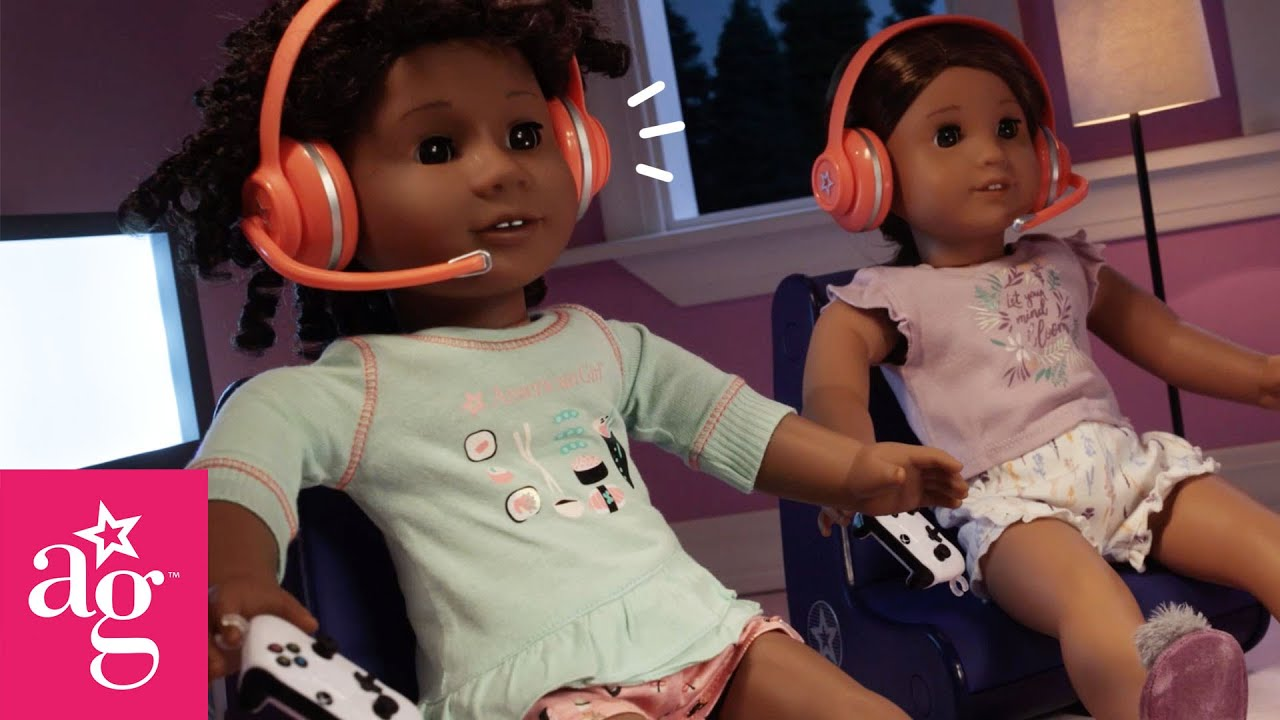 american girl doll games to play for free