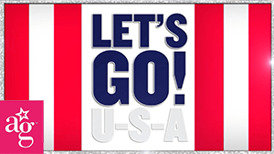 Official Music Video: Lets Go USA!