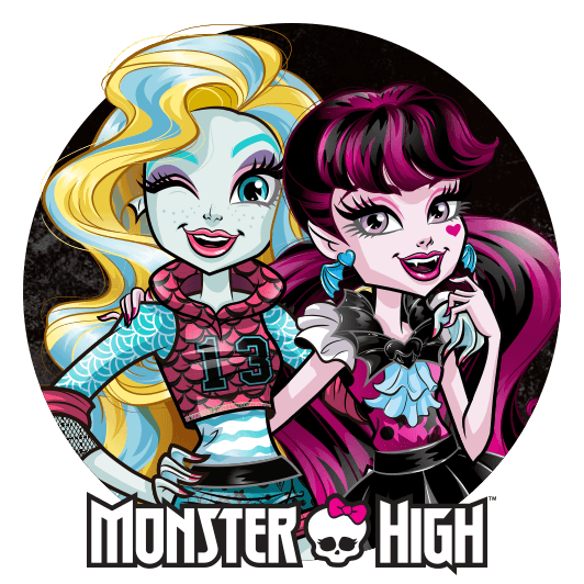 Monster High-brandlogo