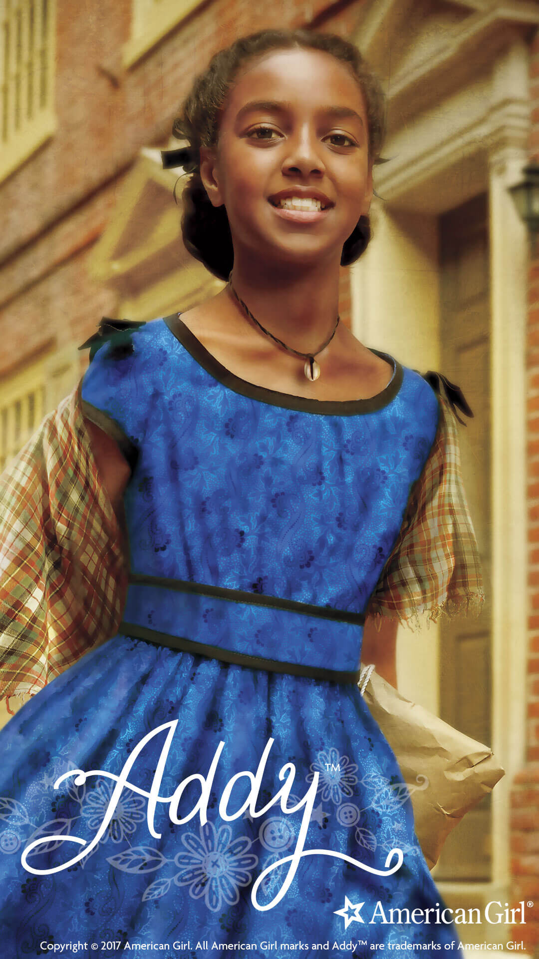 Addy Walker | 1864 | BeForever | Play at American Girl
