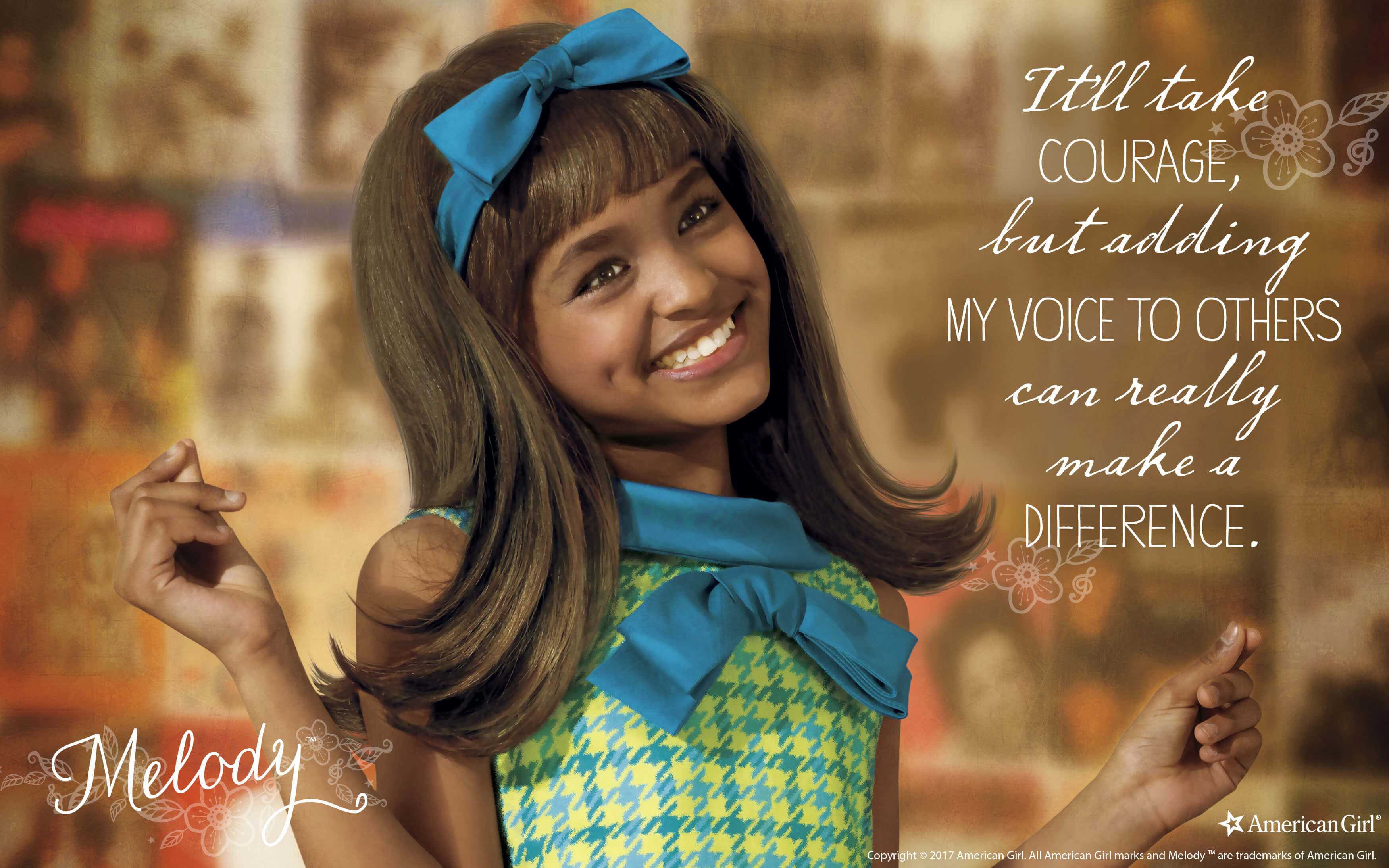 All American Girl Movie melody ellison | 1964 | beforever | play at american girl