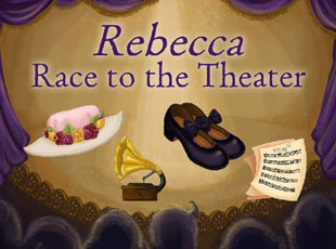 Rebecca Race to the Theater