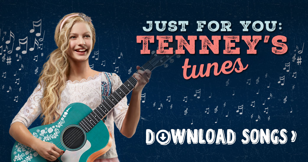 Just for you: Tenney's Tunes. Download Now