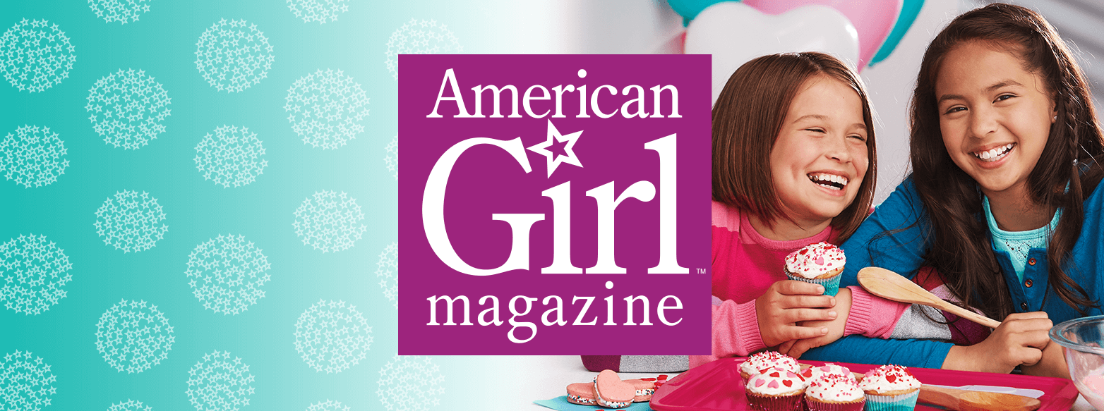 american girl play magazine. Black Bedroom Furniture Sets. Home Design Ideas