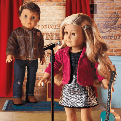 Tenney Grant Contemporary Character Play At American Girl